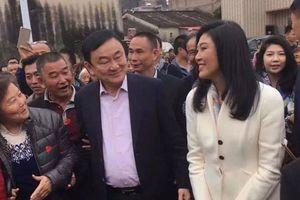 Anh em cựu thủ tướng Thái Thaksin - Yingluck về thăm 'quê cha' ở Trung Quốc