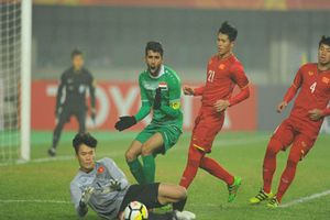 Những lần đối đầu giữa bóng đá Việt Nam và Iraq