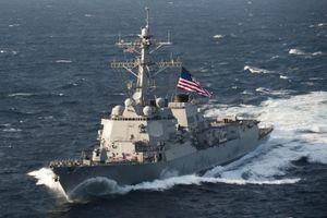 Mỹ điều tàu chiến đến Biển Đông giữa lúc đàm phán với Trung Quốc