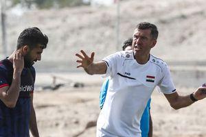 HLV trưởng Iraq mạnh miệng trước trận gặp Việt Nam ở Asian Cup