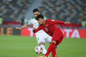 Việt Nam 2-3 Iraq: Thua đau ở phút chót