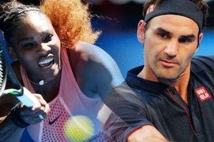 Serena tiết lộ vũ khí lợi hại nhất của Federer
