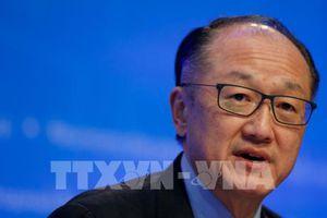 Chủ tịch Ngân hàng Thế giới tuyên bố từ chức vào ngày 1/2