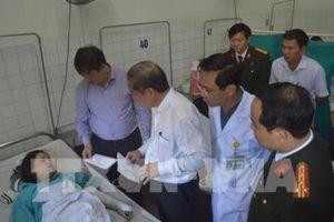 Vụ xe khách rơi ở đèo Hải Vân: Cập nhật tình hình các nạn nhân