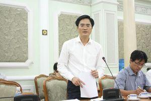 Phó giám đốc Trần Quang Lâm được phân công người quản lý, điều hành Sở GTVT TPHCM