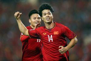 Công Phượng rực sáng và rời sân sớm, Việt Nam thua ngược trước Iraq