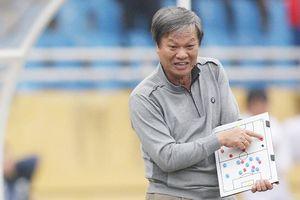 HLV Lê Thụy Hải 'đọc vị' lối chơi của Iraq trong trận đấu với Việt Nam