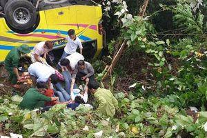Nguyên nhân ban đầu vụ xe chở sinh viên lao xuống đèo Hải Vân