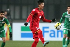 Báo chí Iraq cảnh báo đội nhà về 2 cầu thủ 'đặc biệt' của Việt Nam