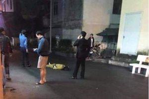 Người phụ nữ nghi trầm cảm nhảy từ tầng 19 chung cư xuống đất tử vong