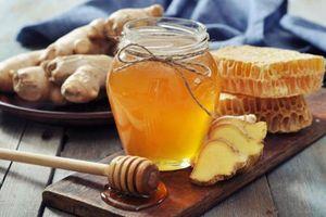 Gừng ngâm mật ong: Món quà tuyệt vời của thiên nhiên giúp bạn khỏe mạnh hơn
