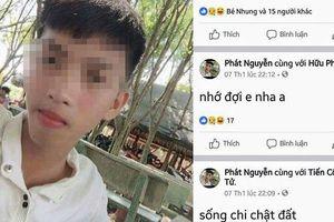Long An: Thiếu niên 15 tuổi đâm chết bạn rồi đăng lên Facebook khoe chiến tích