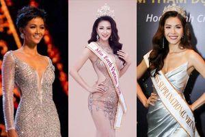 Vượt mặt các người đẹp thế giới, H'Hen Niê, Phương Khánh, Minh Tú lọt Top 25 Timeless Beauty