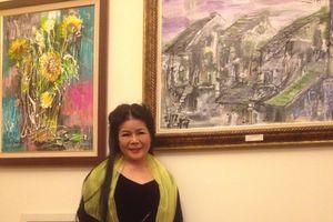 Triển lãm mỹ thuật Việt – Hàn 'Vision in Harmony'