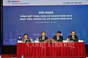 Kết quả kinh doanh năm 2018 của Tổng công ty Điện lực miền Bắc có gì sáng?