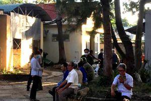 Bé trai 17 tháng tuổi tử vong bất thường ở nhà trẻ 'chui'