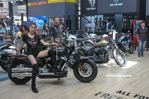 Đầu năm 2019, Harley-Davidson giảm giá xe thấp nhất từ 100 triệu đồng