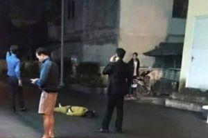 Cảnh sát đang điều tra vụ việc một phụ nữ rơi từ tầng 19 xuống đất tử vong