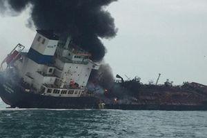 Thông tin về tàu Việt Nam gặp nạn ngoài khơi Hong Kong