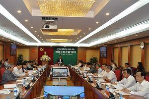 'Ủy ban Kiểm tra TƯ tiếp tục tham mưu kiểm tra, giám sát lớn'