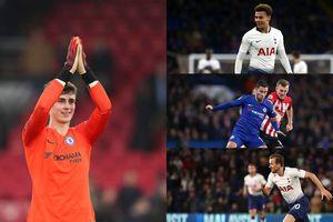 Đội hình kết hợp giữa Chelsea và Tottenham: Kane lĩnh xướng hàng công