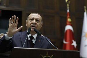 Thổ Nhĩ Kỳ yêu cầu Mỹ bàn giao căn cứ quân sự ở Syria