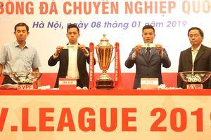 ĐKVĐ Hà Nội FC đụng độ Than Quảng Ninh ở lượt trận đầu V-League 2019