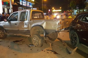 Đội trưởng CSGT Mai Sơn lên tiếng về vụ tai nạn liên quan đến cán bộ