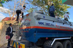 Đắk Lắk: Vận chuyển 14.000 lít xăng nhưng dùng hóa đơn không hợp pháp