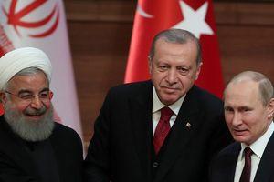 Thổ Nhĩ Kỳ muốn cùng Nga, Iran kiểm soát tình hình Syria