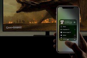 LG, Sony, Vizio giới thiệu các mẫu tivi hỗ trợ AirPlay 2