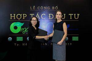 Quỹ đầu tư Mỹ rót vốn vào thực phẩm hữu cơ Việt Nam