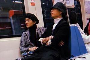 Khánh Linh The Face khoe ảnh bạn trai, tự hào về mối tình hơn 2 năm