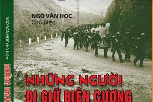 Ra mắt sách của những người lính tham gia bảo vệ biên giới phía Bắc