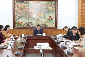 Bộ trưởng Nguyễn Ngọc Thiện: Luật Thư viện ra đời phải làm sao để người dân tìm đến thư viện nhiều hơn