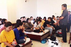 Xe khách tai nạn ở đèo Hải Vân: Ngày 10.1 đưa sinh viên về Kiên Giang