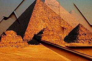 Tài liệu mật hé lộ phát hiện 'không thể giải thích' về kim tự tháp Ai Cập