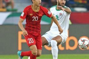 'Thắng trận, nhưng bóng đá Iraq phải học Việt Nam'