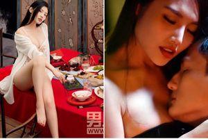 Bom sexy Trung Quốc khiến tài tử 'Tinh Võ Trần Chân' mê đắm là ai?