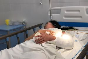 Vụ lật xe trên đèo Hải Vân: Các nạn nhân đã qua cơn nguy kịch