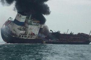 Danh tính các thuyền viên tử vong, mất tích trên tàu Việt Nam cháy ngoài khơi ở Hồng Kông