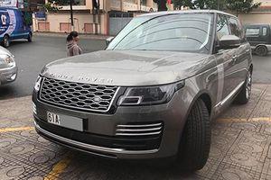 Đại gia Bình Dương tậu Range Rover Autobiography giá 12 tỷ