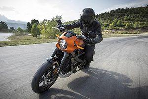 Cận cảnh xe máy điện Harley-Davidson giá 690 triệu đồng