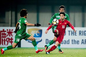 Kết quả Asian Cup 2019 ngày 8/1: Tuyển Việt Nam thua ngược đáng tiếc trước Iraq