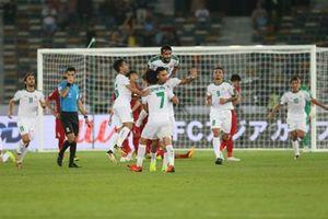 Asian Cup 2019: Đội tuyển Việt Nam mất điểm đầy tiếc nuối