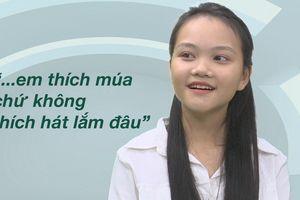 Hà Quỳnh Như bật mí bản thân thích ca hát từ năm 3 tuổi