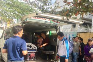Đưa thi thể nữ sinh trong vụ xe lao xuống đèo Hải Vân về quê nhà