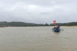 Vụ 3 tàu cá, 21 ngư dân bị Thái Lan bắt giữ: Sóng đánh chìm 1 tàu