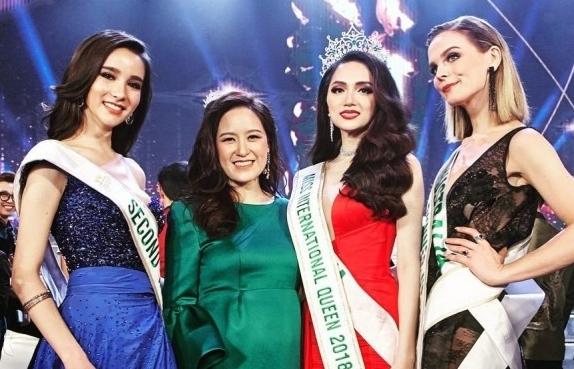 Dàn sao 'bự' quốc tế làm giám khảo tìm đại diện Việt dự thi Hoa hậu Chuyển giới quốc tế 2019