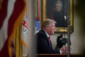 Tổng thống Trump nói về bức tường biên giới Mỹ - Mexico